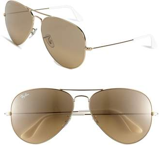 f17e3d8251 Ray-ban Aviator Large Metal Sunglasses - ShopStyle