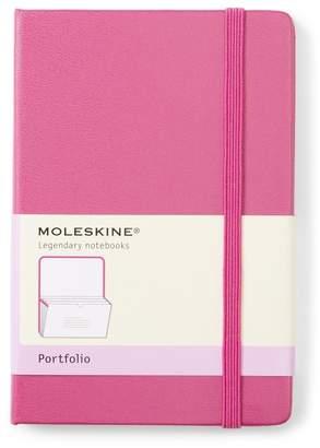 Moleskine Magenta Classic Portfolio