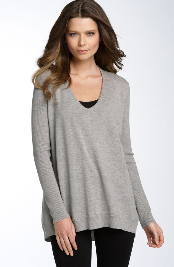 Vulin Wool Blend VNeck Sweater