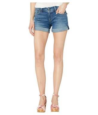 15a5be6c40 Hudson Jeans Croxley Cuffed Jean Shorts w/ Flap Pocket in Earned It