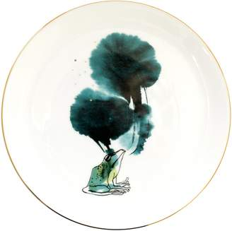 Isabel Fishlock - Magic Frog Large Coupe Plate