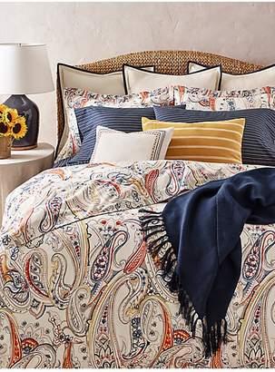 Ralph Lauren Rue Vaneau Travis Paisley Comforter