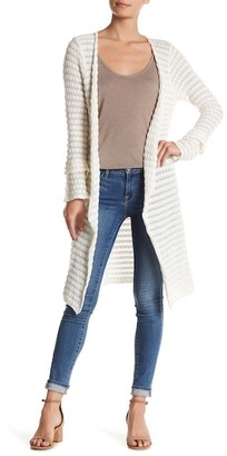 dee elly Long Knit Cardigan $69.99 thestylecure.com