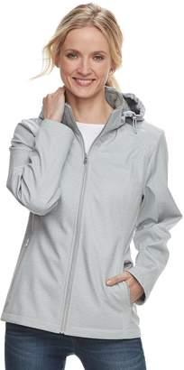 ZeroXposur Women's Tammi Hooded Soft Shell Jacket