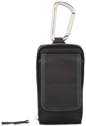 Rick Owens clip-on pocket wallet