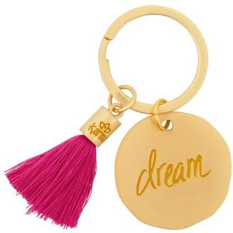 Karma One Word Round Keychain, Dream