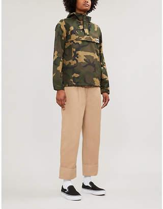 Carhartt Wip Camouflage-print drill jacket