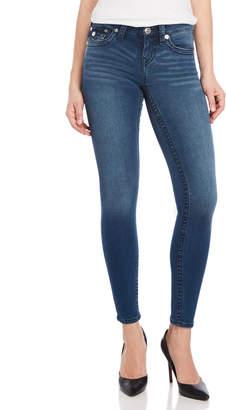 True Religion Positive Vibes Super Skinny Jeans
