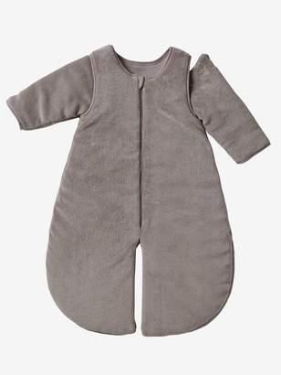 Vertbaudet Microfibre Sleep Bag With Detachable Long Sleeve, For Strolling