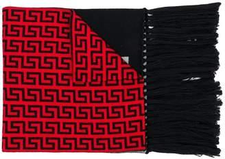 Versace Greek Medusa scarf
