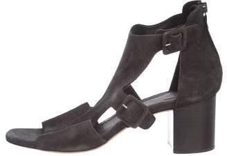 Rag & Bone Suede Ankle-Strap Sandals