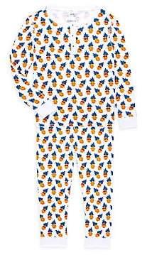 Roller Rabbit Baby's Pina & Colada 2-Piece Pajama Set