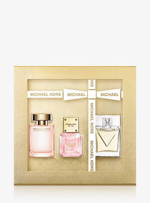 Michael Kors Mini Eau De Parfum Gift Set
