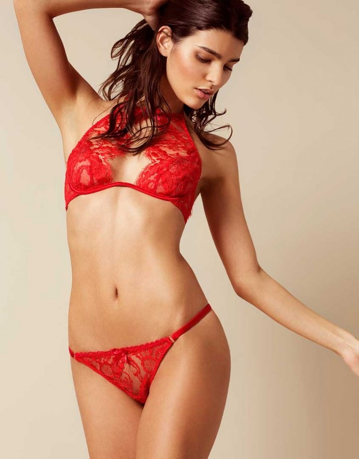 Agent ProvocateurKendall Brief Red