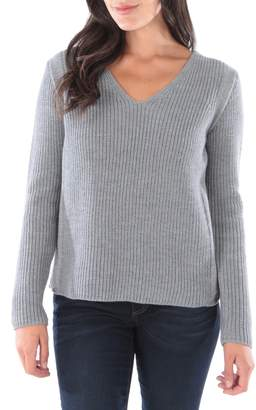 KUT from the Kloth Danielle V-Neck Sweater
