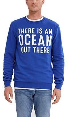 Esprit Men's 047EE2J002 Sweatshirt,Medium