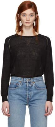 Etoile Isabel Marant Black Foty Sweater