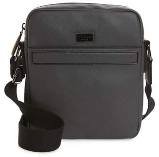 Ted Baker Gomera Faux Leather Mini Flight Bag