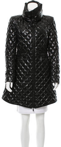 MonclerMoncler Quilted Grandval Coat