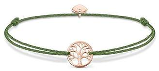 Thomas Sabo Women's 925 Sterling Silver Little Secret Tree of Love Bracelet LS036-898-6-L20v