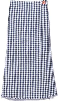 Simon Miller Mayer Skirt in Country Plaid