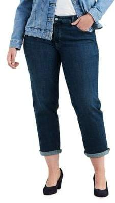 Levi's Plus Relaxed-Fit Easy Everyday Boyfriend Jeans