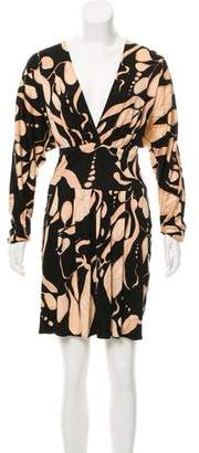 Mara Hoffman Printed Knee-Length Dress