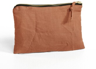 Am.pm. Elina Pre-Washed Linen Pouch