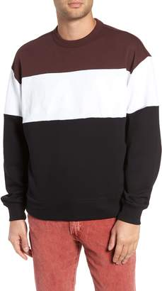 G Star Libe Core Colorblock Sweatshirt