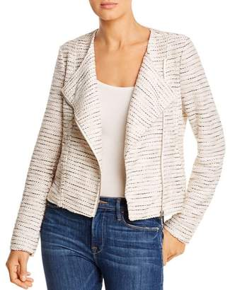 Bagatelle Knit Moto Jacket