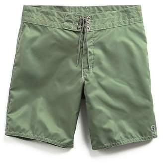 Todd Snyder Birdwell Beach Britches for Exclusive Birdwell Contrast Pocket 311 Board Shorts in Olive