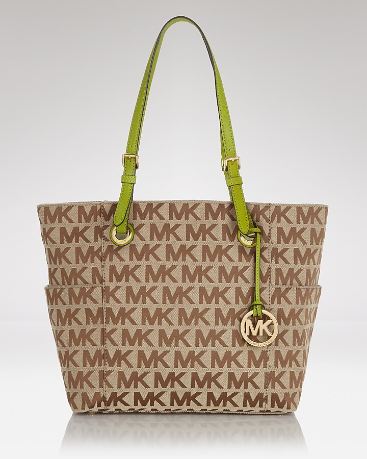 MICHAEL Michael Kors Tote - East West Signature MK