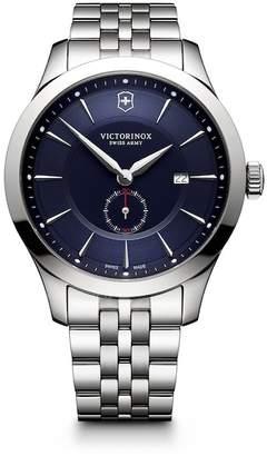 Victorinox Men's Alliance Analog Quartz Bracelet Watch, 44mm