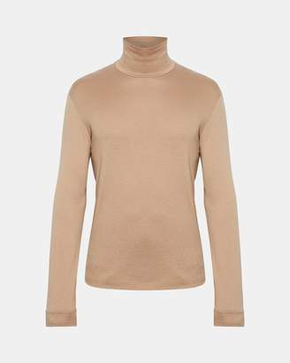 Theory Air Cashmere Funnel Tee