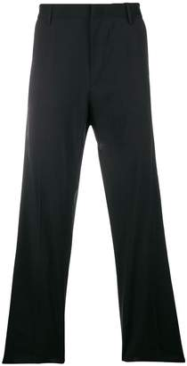 No.21 straight leg trousers