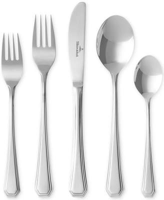 Villeroy & Boch Abbey 60-Piece Flatware Set