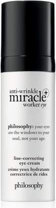 philosophy Anti-Wrinkle Miracle Worker Eye + Line Correcting Eye Cream