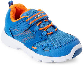 Stride Rite Toddler Boys) Royal Taylor Elasticized Lace Sneakers