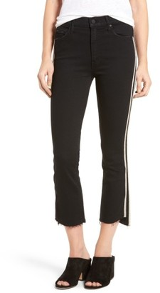 Women's Mother The Insider Crop Jeans $218 thestylecure.com