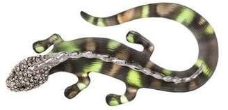 Alexis Bittar Durban Salamander Brooch