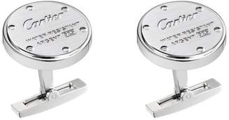 Cartier Water Resistant Décor Cufflinks