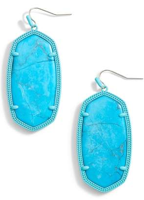 Kendra Scott Danielle - Large Oval Statement Earrings