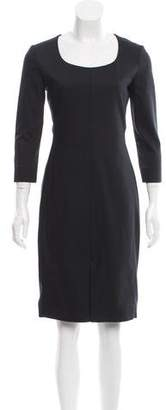 The Row Knee-Length Sheath Dress