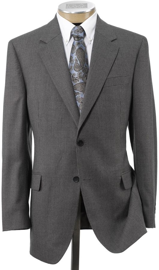 Jos. A. Bank Wool/Cashmere 2-Button Sportcoat
