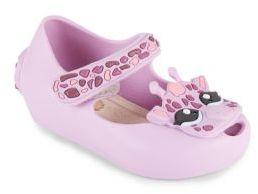 Little Girl's Ultragirl Giraffe Slip-On Shoes $60 thestylecure.com