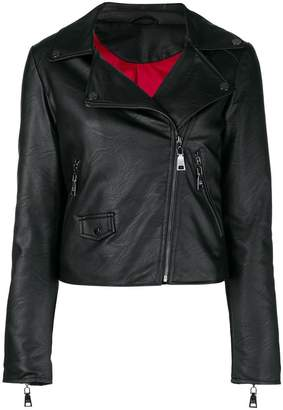 Twin-Set biker jacket