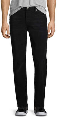 7 For All Mankind Men's Adrien Stretch-Corduroy Pants