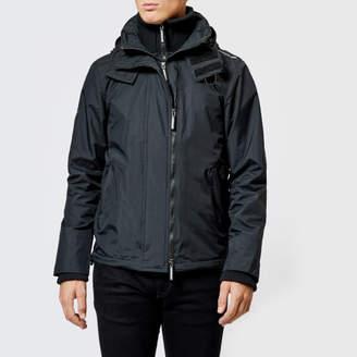 Superdry Men's Arctic Hood Popzip Windcheater Jacket