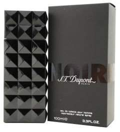 S.t. Dupont Noir By Edt Spray 3.4 Oz