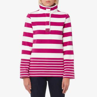 Joules Women's Saunton Classic Funnel Neck Sweatshirt